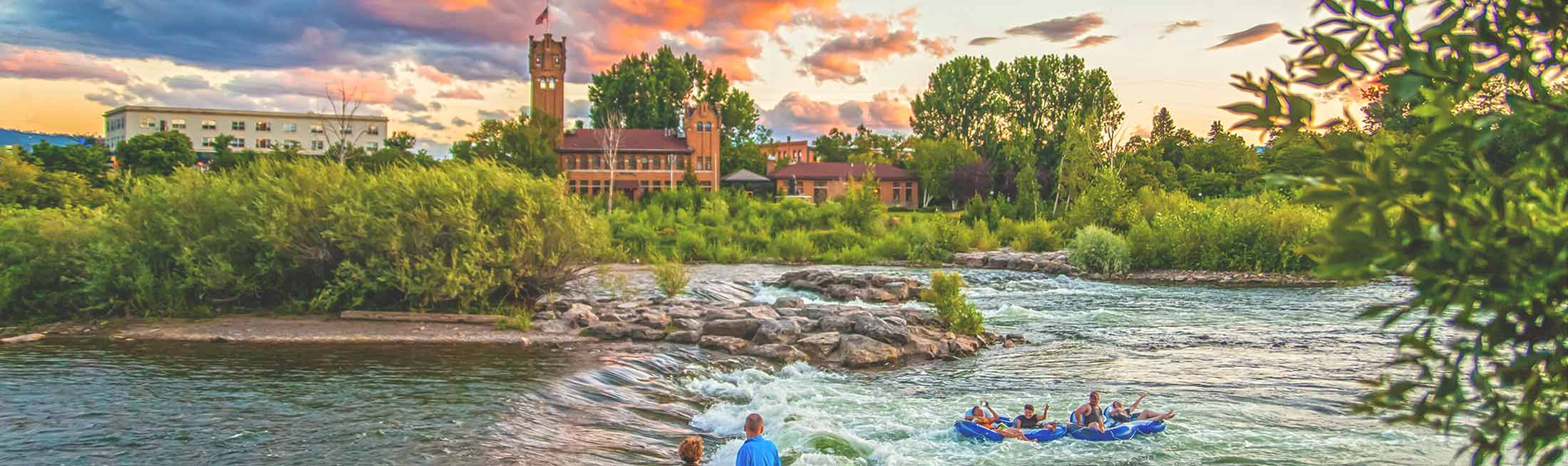 Tubing & Scenic Float Trips
