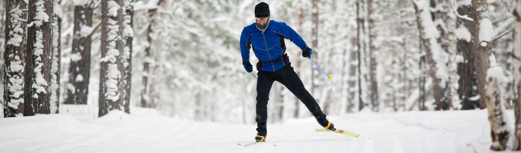 Cross Country Skiing in Missoula, Montana
