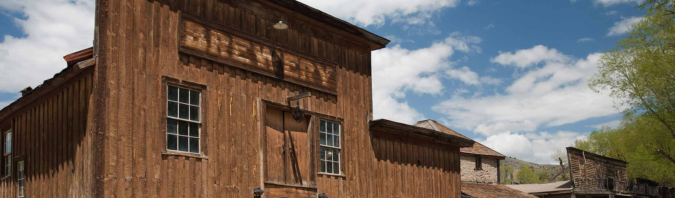 Ghost Towns in Missoula, Montana