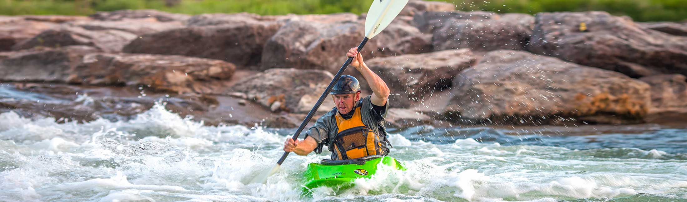 Kayaking and Canoeing in Missoula, Montana