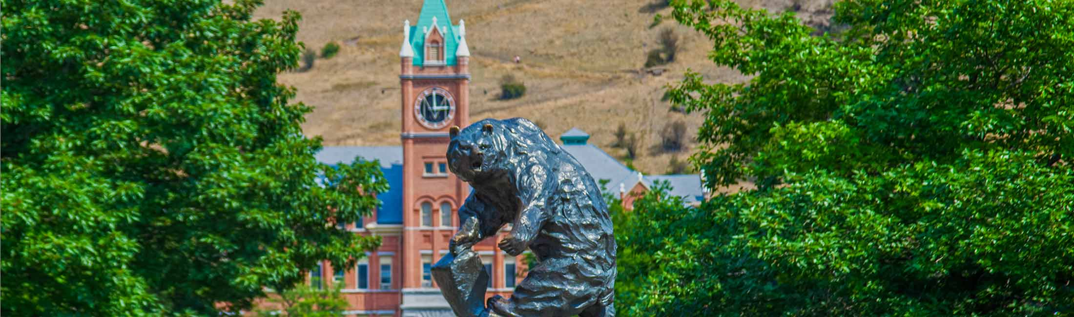 University of Montana in Missoula, Montana