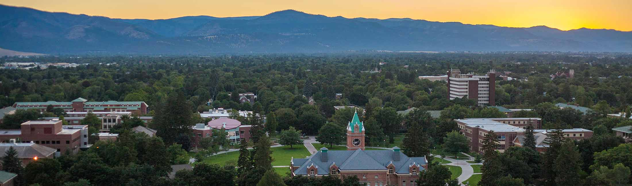 University Services in Missoula, Montana