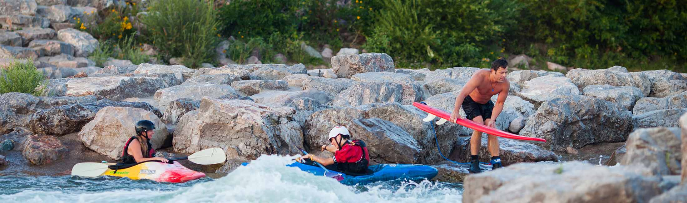 Water Activities in Missoula, Montana