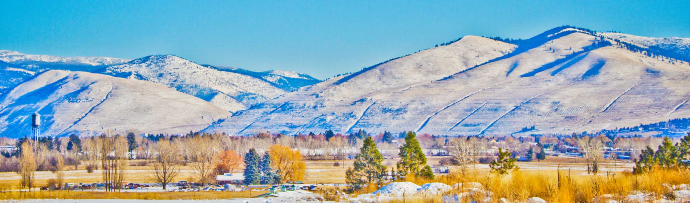 Winter Activities in Missoula, Montana