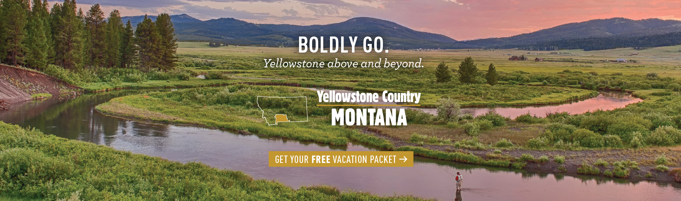 Yellowstone Country | Order your free travel packet